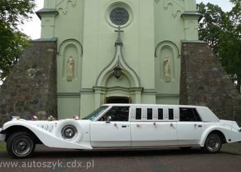 Lincoln  EXCALIBUR,CHRYSLER LIMO,samochody do ślubu