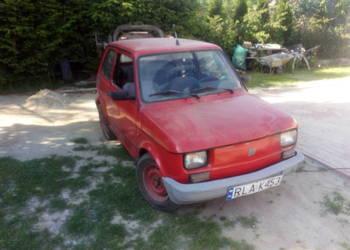 Fiat 126 el dużo części gratis