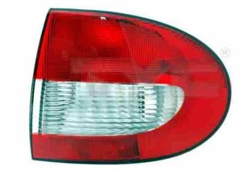 LAMPA TYLNA PR/LE - RENAULT MEGANE CLASSIC 03/99-08/03