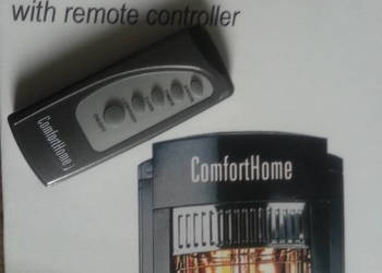 Piecyk ComfortHome CH-10001 z włóknem węglowym na podczerwie
