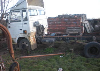 Samochód ciężarowy Star 742