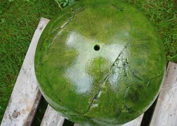 Ceramika. Kula. Fontanna mrozoodporna śr. 50 cm.