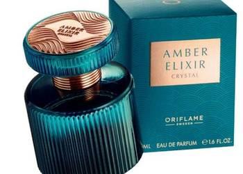 Amber Elixir Crystal Oriflame 33044 perfumy woda perfumowana