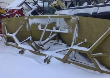 pług do śniegu strzała 3,5m raty zamiana dowóz