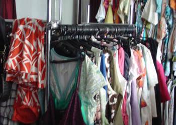 Odzież damska używana letnia 34-52 rozmiar