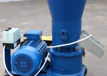 Peleciarka - Granulator pelet paszowych 4kW