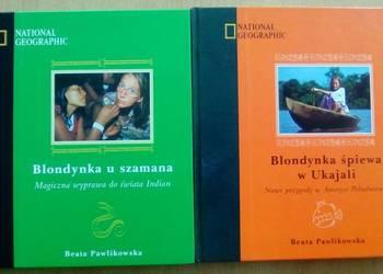 Blondynka u szamana + Blondynka śpiewa w - Beata Pawlikowska