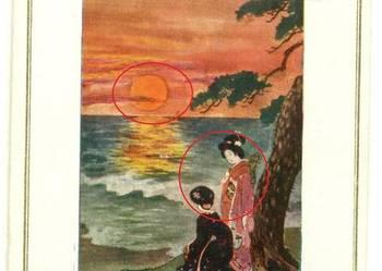Carte Postale Made in Japan Postarte pocztówka z Japonii