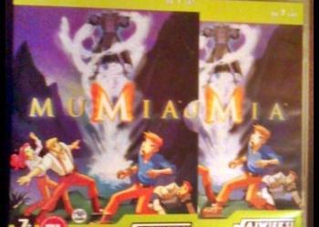 Mumia - gra PC TANIO