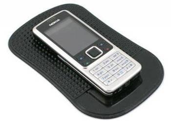 MATA ANTYPOŚLIZGOWA PODKŁADKA NA TELEFON