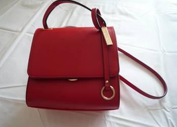 Sprzedam torebkę damską czerwoną MONNARI