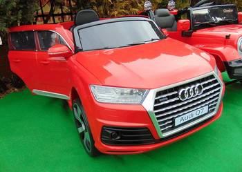 Samochód elektryczny na akumulator AUDI Q7