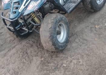 Quad 110 i skuter zipp 70 cc