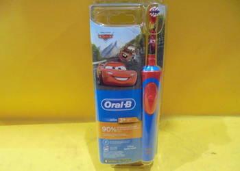 Szczoteczka Oral-B !!! Motyw AUTA !!!