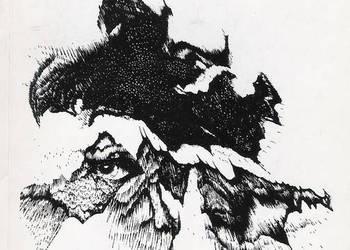 jak ciemność w ciemności - A. M. Wierzbicki.