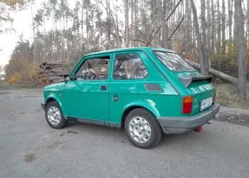 Fiat 126p sprawny, w ładnym stanie