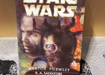 Wektor pierwszy R.A. Salvatore Star Wars Nowa Era Jedi
