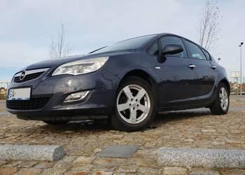 Opel Astra J benzyna, 80 tyś km,jak nowy