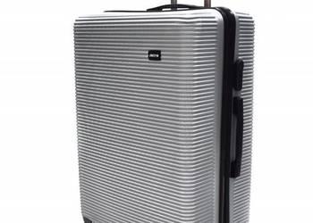 Walizka podróżna XXL duża kółka bagaż samolot PREZENT ŚWIĘTA