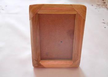 RAMKA na zdjęcie drewniana