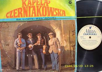 LP , folk ; KAPELA CZERNIAKOWSKA ; 3 LP.