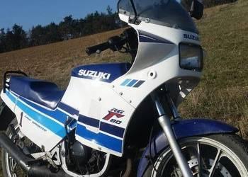 Suzuki rg 80 OKAZJA!