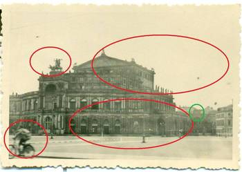Dresden Opera Sempera lata 30-te ? 40-te ?
