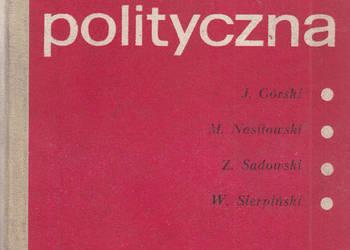 (03005) EKONOMIA POLITYCZNA (ZARYS POPULARNY – PRACA ZBIOROW