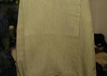 Spodnie męskie z mankietami
