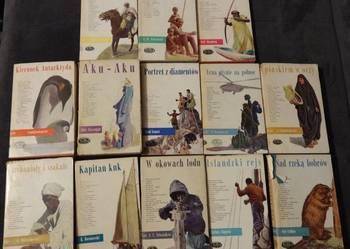 Zestaw 12 książek - seria wyd.Naokoło świata- OKAZJA!!