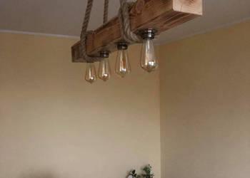 Lampa wisząca Handmade model Old Beam 4
