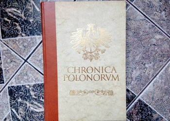 Chronica Polonorum Reprint 1521 r.