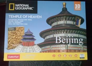 puzzle 3d BEIJING TEMPLE OF HEAVEN 111el.