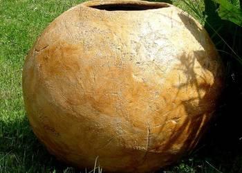 Ceramiczna donica ogrodowa 40 cm. mrozoodporna