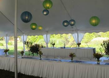 Wynajem namiotów bankietowych na imprezy, wesela, komunie