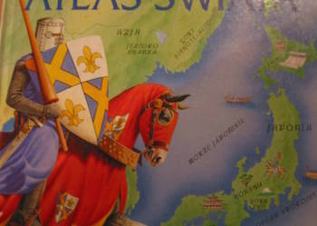 Ilustrowany historyczny atlas świata - Lisa Miles