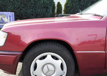 W124 E300 136 KM Diesel