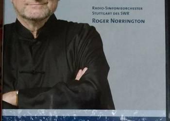 BRAHMS Complete symphonies - Roger NORRINGTON - DVD