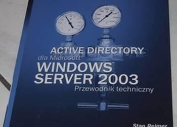 WINDOWS SERVER 2003 PRZEWODNIK TECHNICZNY