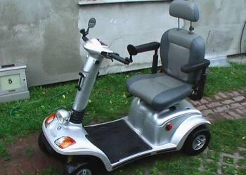 Wózek skuter inwalidzki samojezdny elektryczny STRIDER