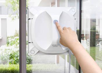 Bezprzewodowy robot do mycia okien szyb glazury Winbot X, używany na sprzedaż  Warszawa