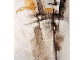 Abstrakcja RBB1, nowoczesny obraz ręcznie malowany