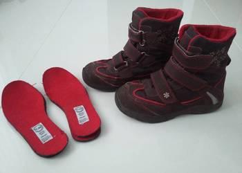 ciepłochronne buty kozaki śniegowce 32/33 Tchibo
