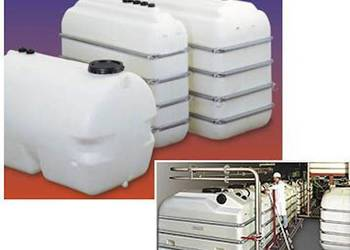 Systemy do połączeń zbiorników IBC i innych Zbiorników