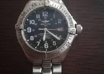 Używany zegarek Breitling A17045 stan dobry