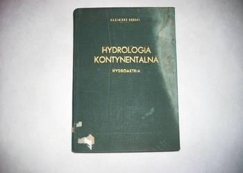Dębski Hydrologia kontynentalna- Hydrometria