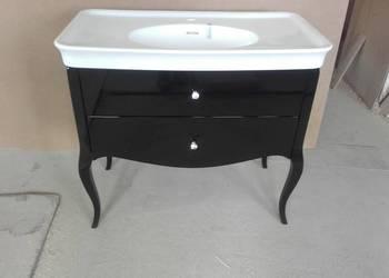 AKANT, Komoda pod umywalke, szafka,konsola, stolik, glamour