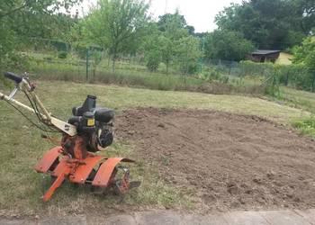 Usługi glebogryzarką / spulchnianie / przekopywanie gleby