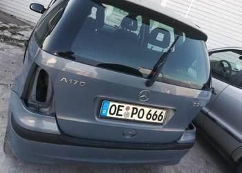 Mercedes A klasa 2 sztuki na części lub w całości