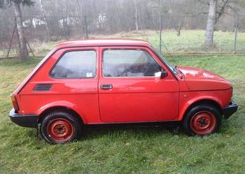 *** Fiat 126p 1999 maluch nowe opony+ gratisy BDB*